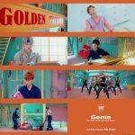 「Golden Child」、新曲「Genie」MVティーザーで爽やかな魅力発揮