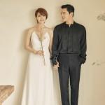俳優チョ・ジョンソク&歌手GUMMY、結婚を報告=ウエディング画報を公開!