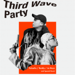『Korean Third Wave Party』が12月13日に渋谷HARLEMにて開催決定。韓国ヒップホップシーンを代表するラッパーが集結!