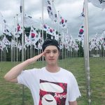軍入隊中のスンホ(MBLAQ)、デビュー9周年を迎えてファンに感謝