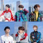 TST(TOPSECRET)、新曲「PARADISE」コンセプトフォト公開…それぞれの表情に注目