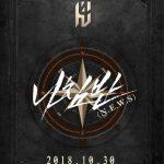 "14U、3rdシングル「N.E.W.S」10/30に発売""1日も早くファンに会いたくて…"""