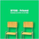 BTOB、スペシャルシングル「Friend」10/23に発売決定…入隊中のメンバーも参加で完全体