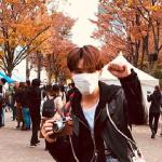 "JYJジェジュン、日本で楽しい旅行を満喫中…修学旅行に来た学生のような""純粋+明朗"""