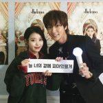 【トピック】イ・ジュンギ、親友IUのコンサートを観覧で仲良し2ショット公開