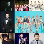 防弾少年団、Wanna One、TWICEら出演、「2018 MGA」今日(6日)開催