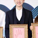 「PHOTO@ソウル」ド・ギョンス(EXOディオ)、「第39回青竜映画賞ハンドプリンティング」イベントに出席