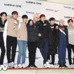 「PHOTO@ソウル」Wanna One、スポーツブランドと共にフォトウォールイベント開催