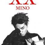 WINNERソン・ミノ、1stソロアルバム「XX」ティーザーポスター公開…強烈な視線に注目