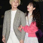 「PHOTO@ソウル」歌手ヒョナ&イドン(元PENTAGON)、有名ブランドのローンチイベントに出席