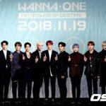 「Wanna One」最後のアルバムタイトル曲「春風」、5大音源チャートで1位
