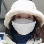<トレンドブログ>IU、空気が悪くてマスクつけた姿で近況披露