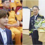 <トレンドブログ>俳優パク・ヘジン、消防官への支援が評価され、消防庁・名誉消防官に任命される!