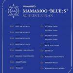 <トレンドブログ>「MAMAMOO」、カムバックに向けてスケジューラーを公開!