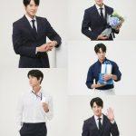<トレンドブログ>俳優ユ・ヨンソク、広告モデル撮影で見せるスーツ姿に胸キュン!