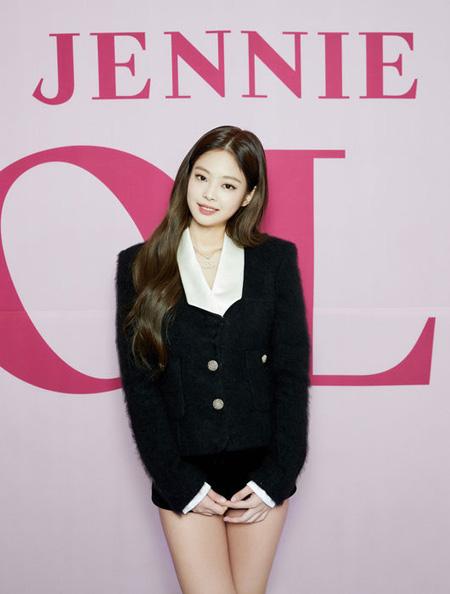 """""""ソロデビュー""""JENNIE(BLACKPINK)、「""""女性GD""""…とてもありがたい言葉」"""