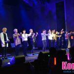 「取材レポ」Apeace、兵役終えたヨンウォン&ウォンシクがグループに合流!12人そろってファンミーティング開催!