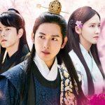 「王は愛する」麗しい韓服姿のシワン、ユナ、ホン・ジョンヒョンのメイキング映像をちょい見せ!