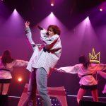 「イベントレポ」NICHKHUN (From 2PM) 初のソロ・コンサートが大阪で開幕!ミニアルバム『ME』より新曲「Lucky Charm」初披露!