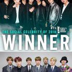 防弾少年団(BTS)、米「2018 E! People's Choice Awards」4冠王の栄誉「ARMY、ありがとう」