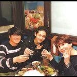 「東方神起」チャンミン、キュヒョン(SJ)&ソン・シギョンとの仲睦まじいスリーショットを公開!