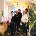 """歌手チョン・ジュンヨンのレストラン、パリ初""""ミシュラン一つ星""""韓国人シェフとコラボ"""