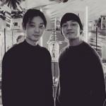 """【トピック】俳優ユ・アインと歌手チョン・ジュンヨンに親交が…""""意外な""""ツーショットが話題!"""
