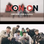 iKON 年末カムバックに先駆けオーストラリアツアーメイキング公開