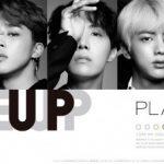 BTS(防弾少年団)をイメージキャラクターに起用した新カラーコンタクトレンズ『PLAY/UP』12月20日にWEB先行発売