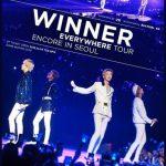 WINNER、ソウルでのアンコールコンサートのポスターを追加公開…ソン・ミノのソロステージも予告