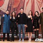 「PHOTO@ソウル」ユナク(SUPERNOVA)、チュ・サンウク、イ・ミンジョンら、ドラマ「運命と怒り」の制作発表会に出席