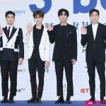 「K-POP グローバルTop Tenアワード」オンライン投票数20万突破…韓国では NU'EST W& Wanna Oneが競合中