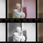 """ヒョナ♥イドン、映画のような甘いキス映像を公開""""ドキドキ"""""""