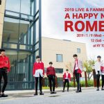ROMEO 2019 LIVE & FANMEETING -A HAPPY NEW ROMEO-開催のお知らせ