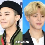 G-DRAGON(BIGBANG)&JIMIN(防弾少年団)、英ガーディアン選定「歴代ボーイズグループメンバー」トップ30入り