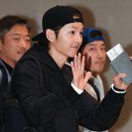 「PHOTO@仁川空港」ソン・ジュンギ、「2018 MAMA」のため香港へ