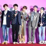 防弾少年団(BTS)、「トップ10」に「グローバルアーティス賞」など4冠獲得