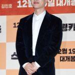 「PHOTO@ソウル」ド・ギョンス(EXOディオ)、爽やかな微笑で登場… 映画「スイングキッズ」の言論配給試写会開催