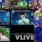 MONSTA X、米ニューヨークタイムズスクエア電光掲示板を華麗に飾る
