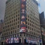 Block B、米タイムズスクエア電光掲示板をりる…海外ファンクラブのプレゼント