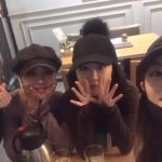 ガインにナルシャら、Brown Eyed Girls 4人の完全体で忘年会…カムバックの予告?