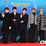 「PHOTO@ソウル」防弾少年団、EXO、Wanna Oneら、「2018 KBS 歌謡大祭典」レッドカーペットイベントに登場…華麗なパフォーマンスにも大きな期待!