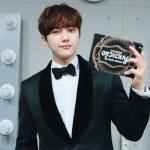 キム・ミョンス(INFINITEエル)、ファンミ終了後に「2018 MBC 演技大賞」のプレゼンターで登場…忙しい日常を公開