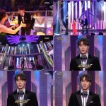イ・ジュニョン(U-KISSジュン)、「2018 MBC 演技大賞」新人賞…U-KISSからUNB、そして俳優と人気を証明