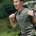 「MONSTA X」ショヌ、白骨部隊で地獄の訓練に挑戦…20キロの軍装品を背負い走る=真の男