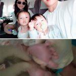ユン・サンヒョン&Maybee、クリスマスイブに男児出産「元気に出産、メリークリスマス!」