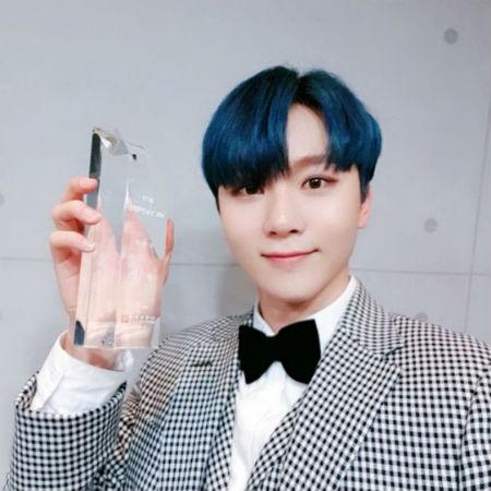 「SEVENTEEN」スングァン、「MBC芸能大賞」で新人賞受賞「夢のよう」