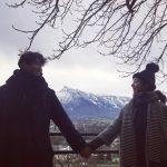 俳優チョン・ギョウン、妻と冬のヨーロッパ旅行