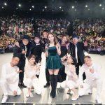 「イベントレポ」BoA「メリクリ」でキュンッとさせ、最新ダンス曲で魅せた見どころ満載の7年ぶりX'masライブ!
