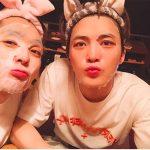 JYJジェジュン-FTISLANDチェ・ジョンフン、お互いを恋しがって日本旅行写真公開